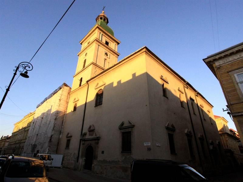 Урсулинская церковь