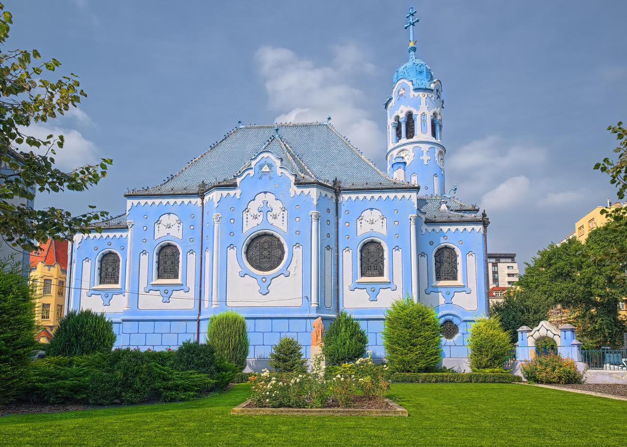 Церковь Святой Елизаветы