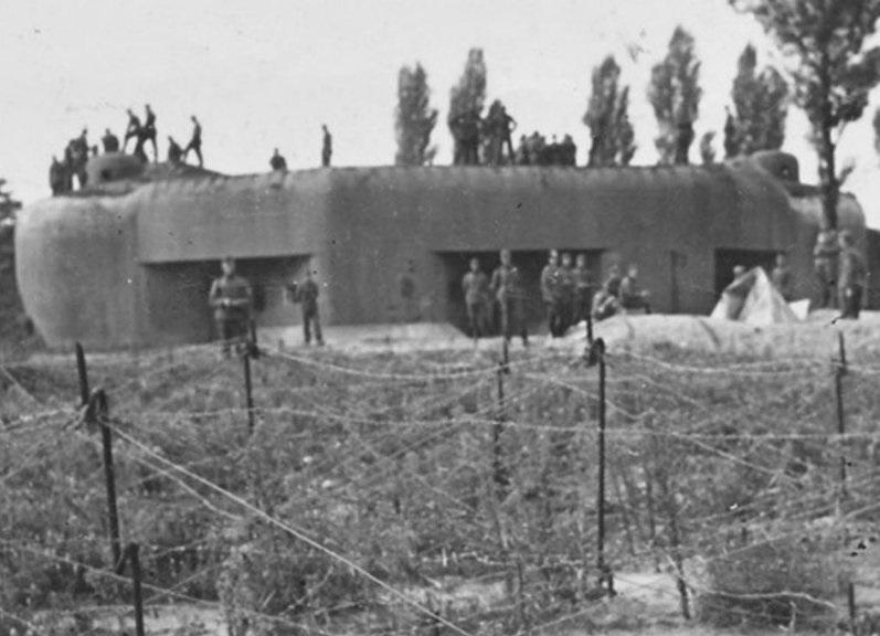 Бункеры Братиславы