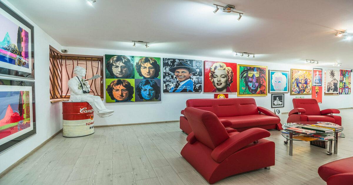 Михал галерея