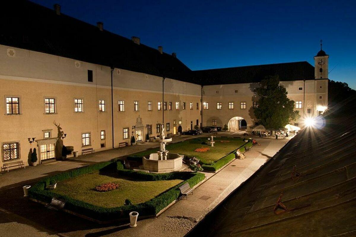 Ночь музеев и галерей в замке Червени Камень