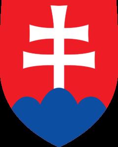 Герб Словацкой Республики