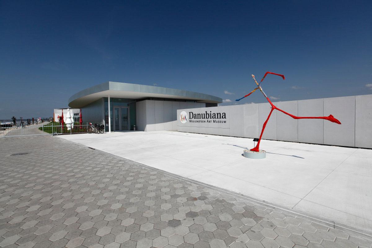 Художественный музей Данубиана (Danubiana)