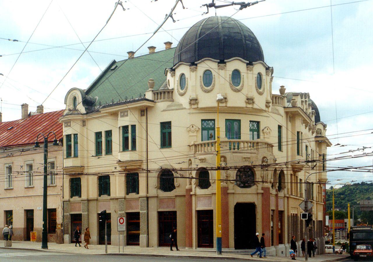 Дом Босака