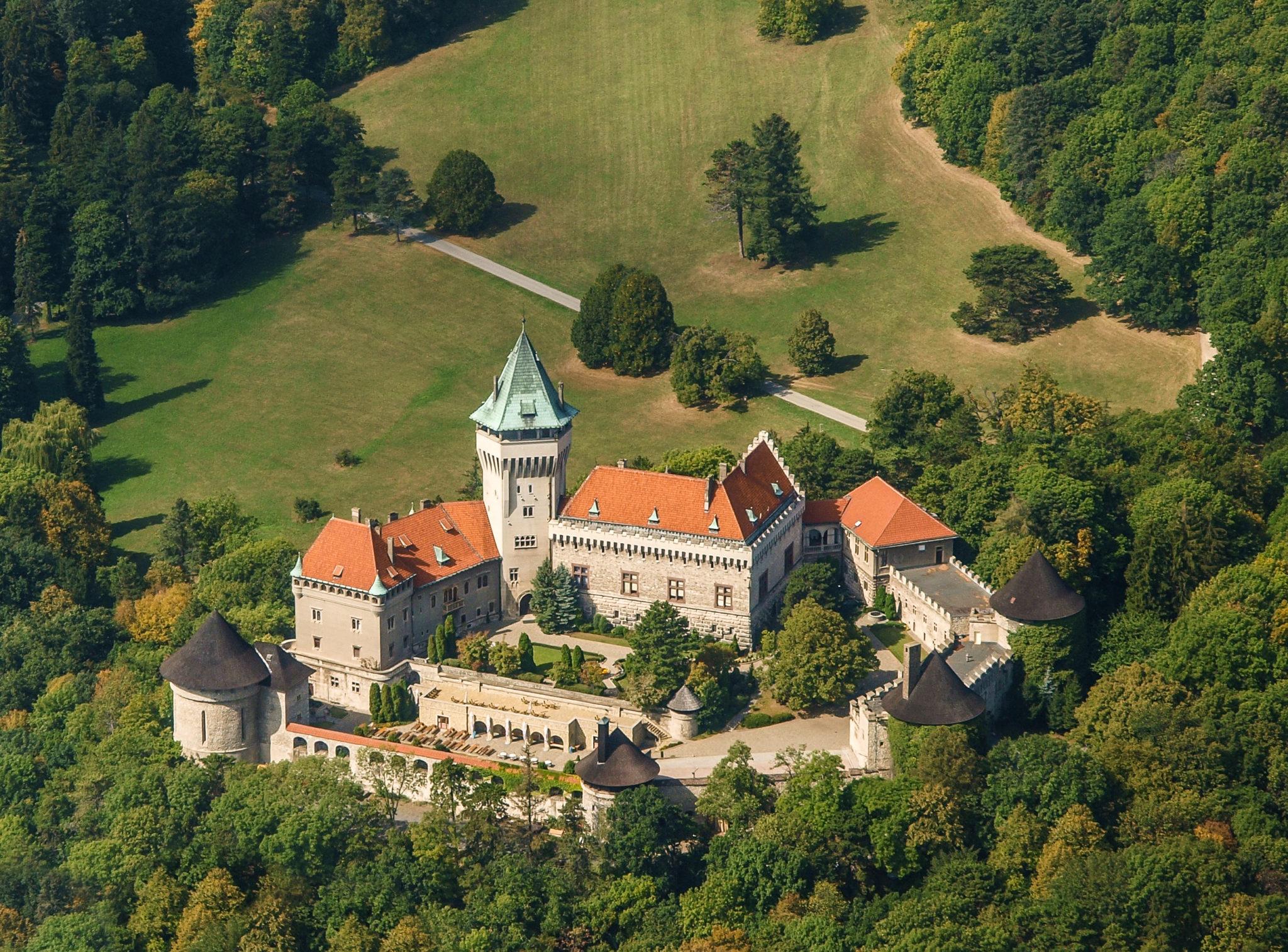 Смоленицкий замок