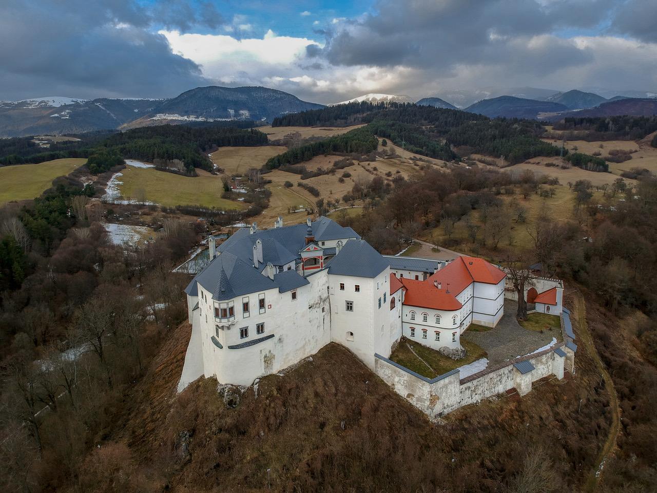Люпчанский замок