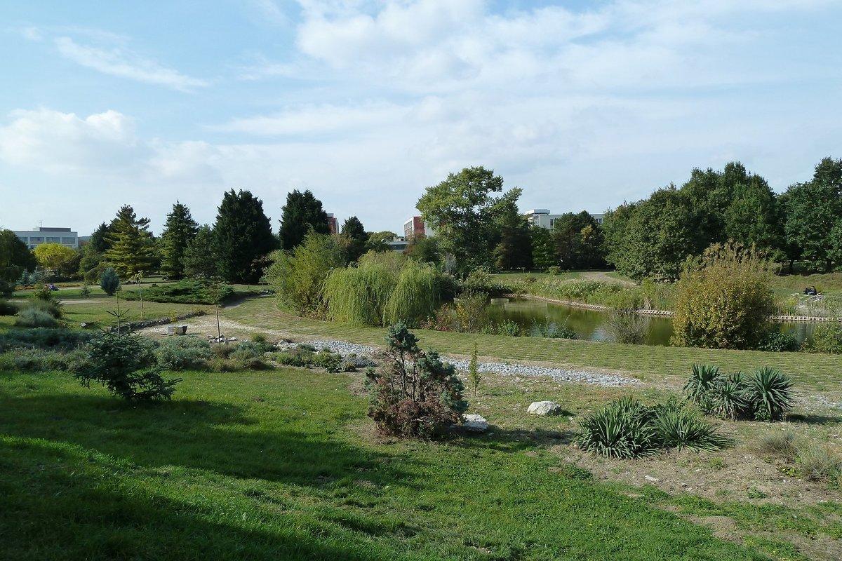 Botanická záhrada Nitra
