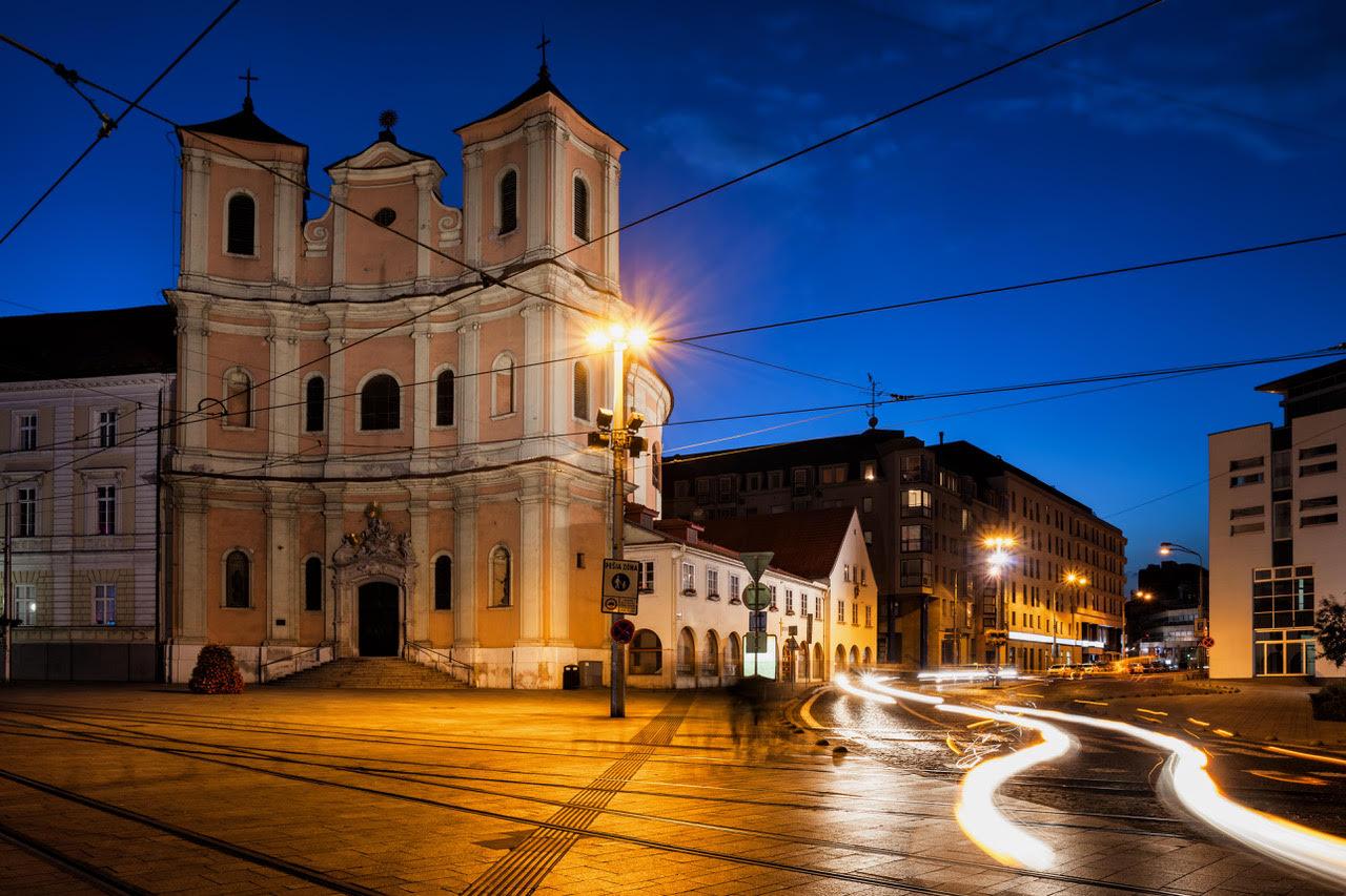 Kostol Trinitarov - Bratislava