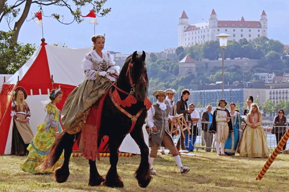 Братиславские коронации