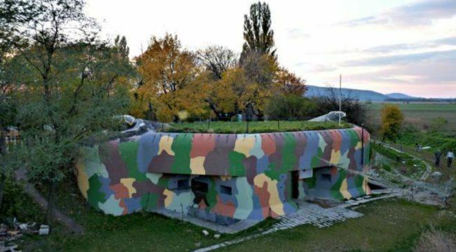 Die Bunker Bratislavas