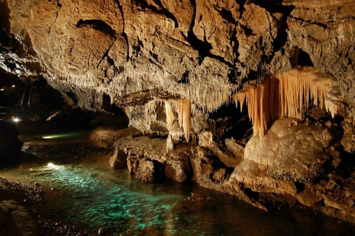 Быстрианская пещера