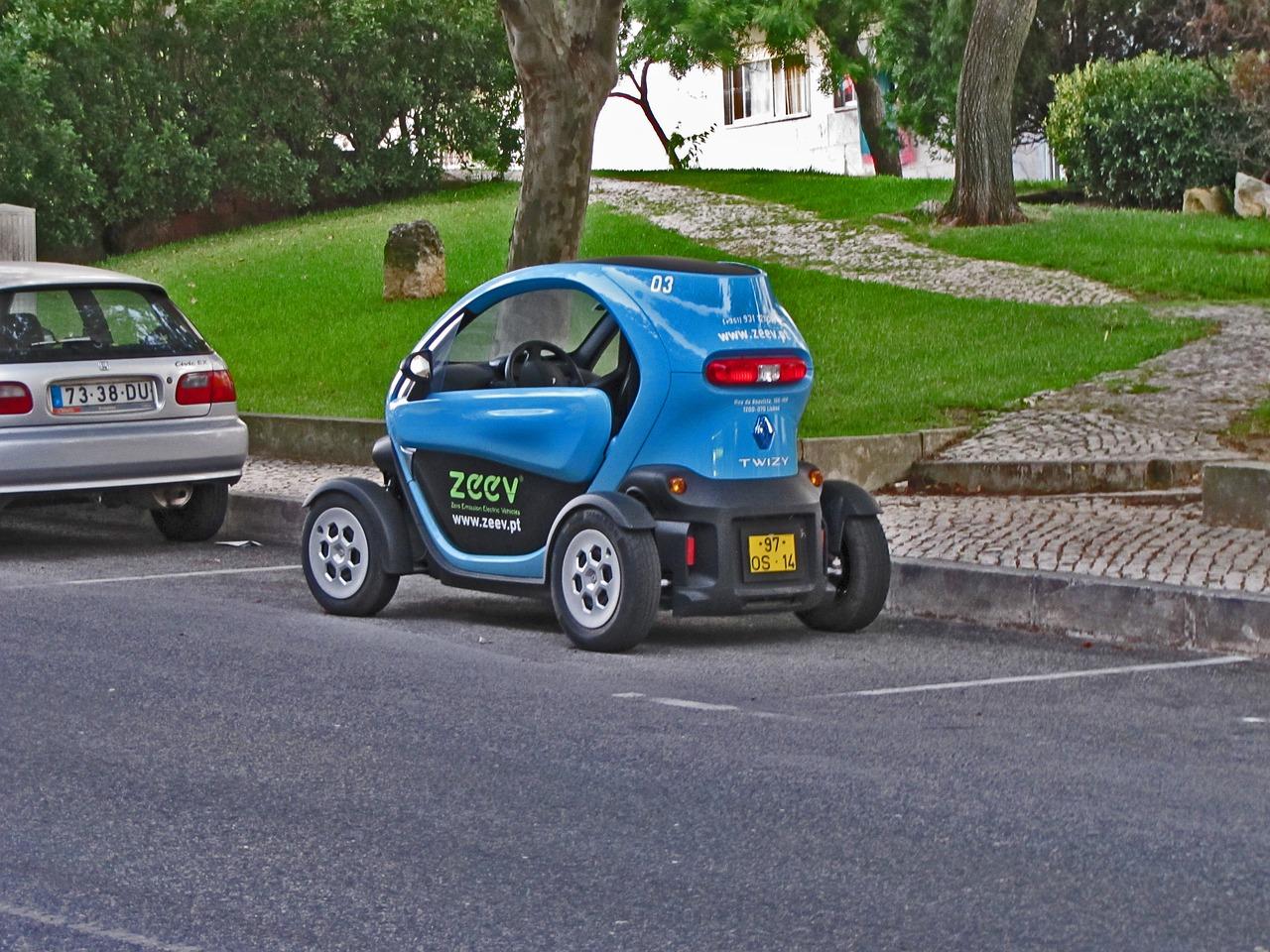 Парковка в Словакии
