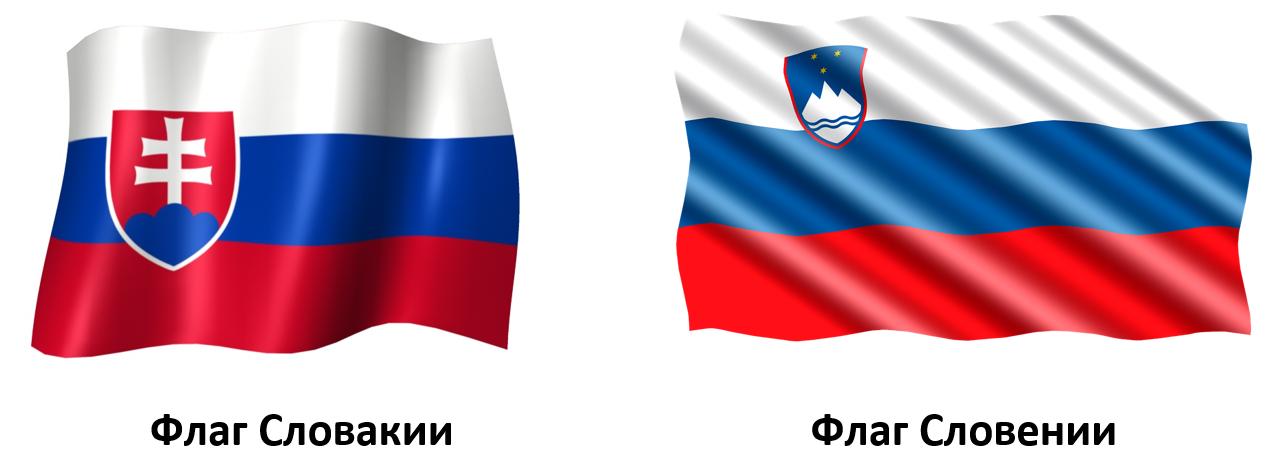 Факты о Словакии