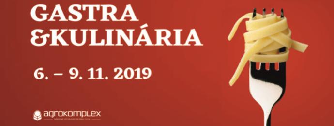 GASTRA & CULINARY 2019