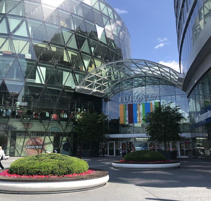Eurovea Galleria
