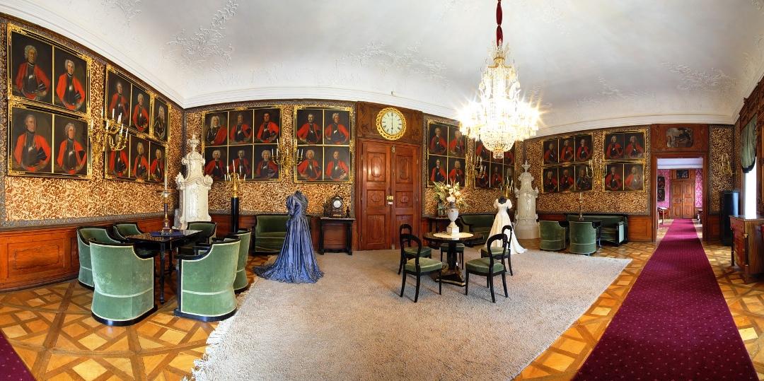 Замок Светы Антон