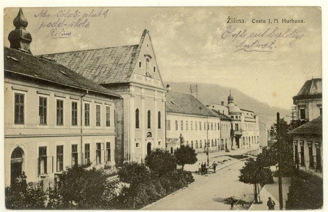 Церковь святой Варвары и монастырь францисканцев