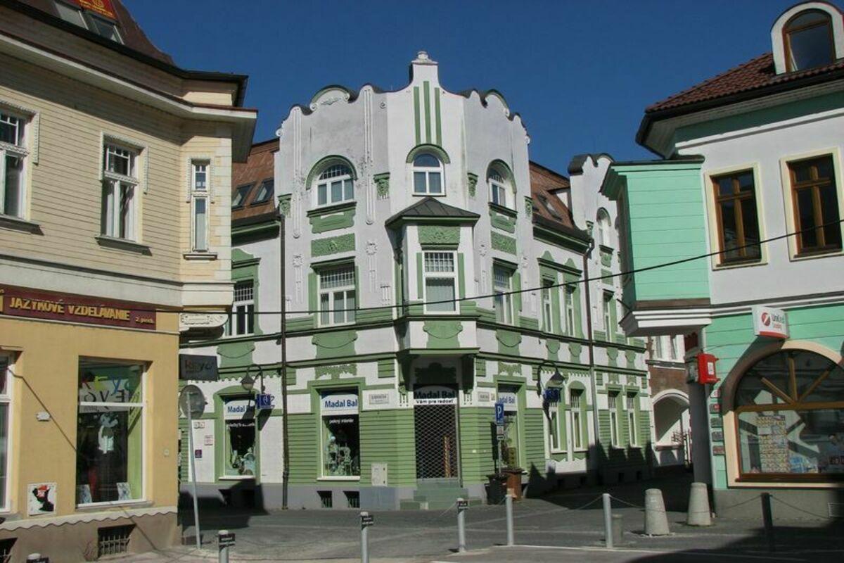Dom Štefana Kucháreka