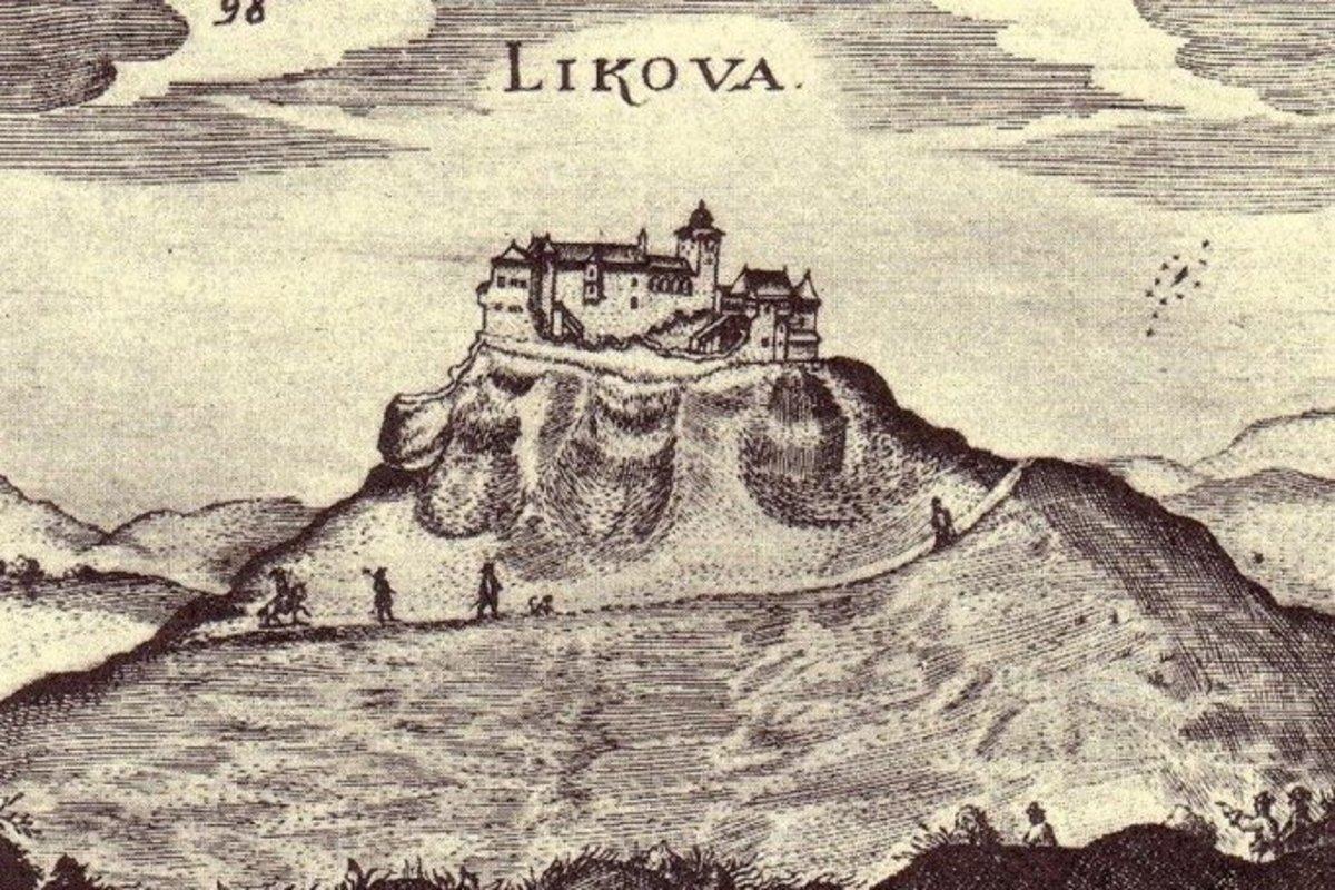 Ликавский град