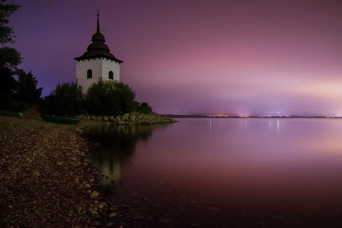 Озеро Липтовска-Мара