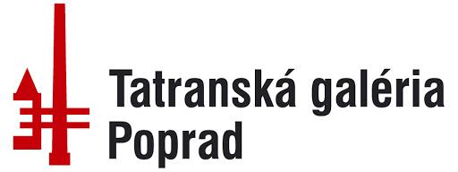 logo tatranská galéria v poprade