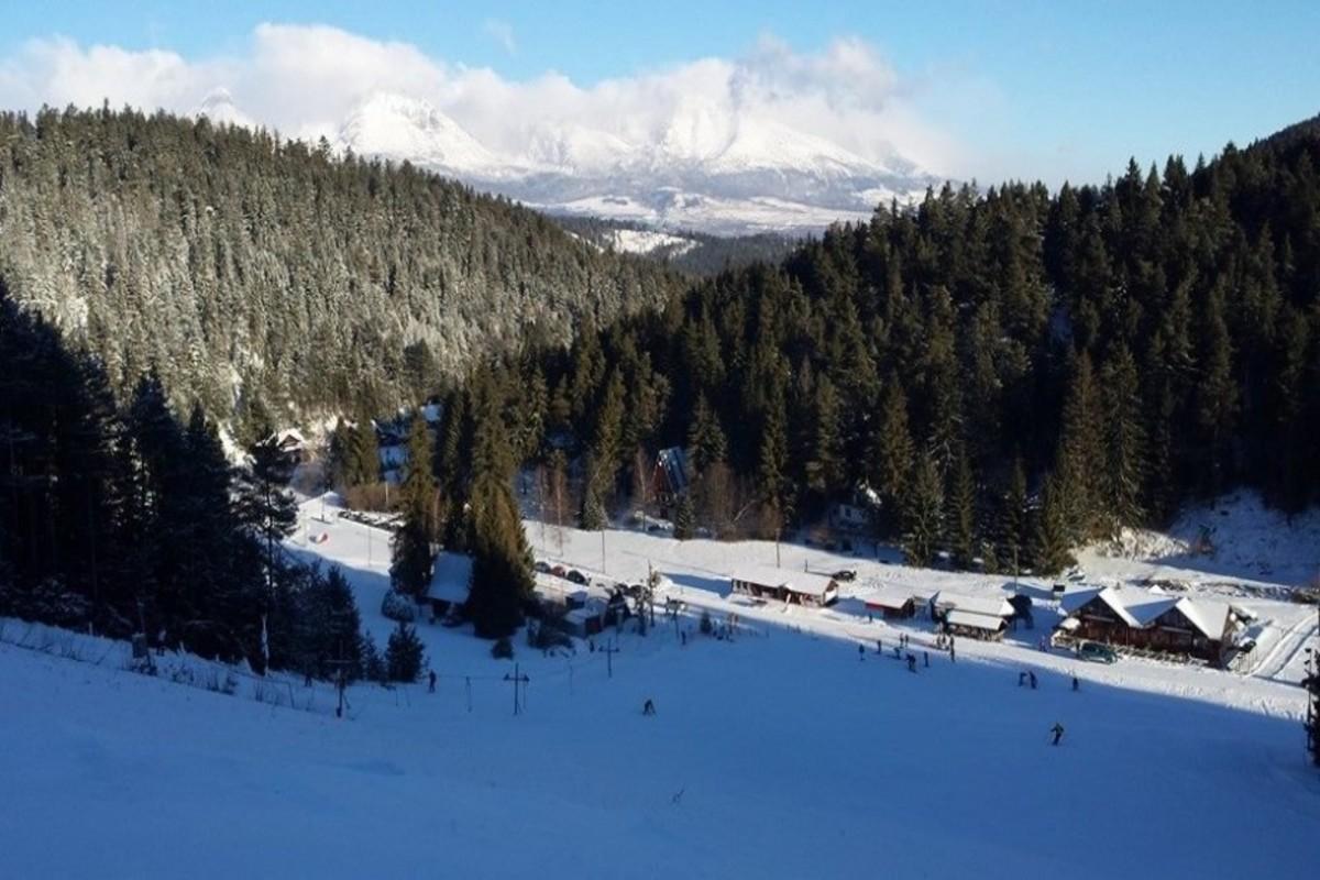 Лыжный ареал «Лопушна долина