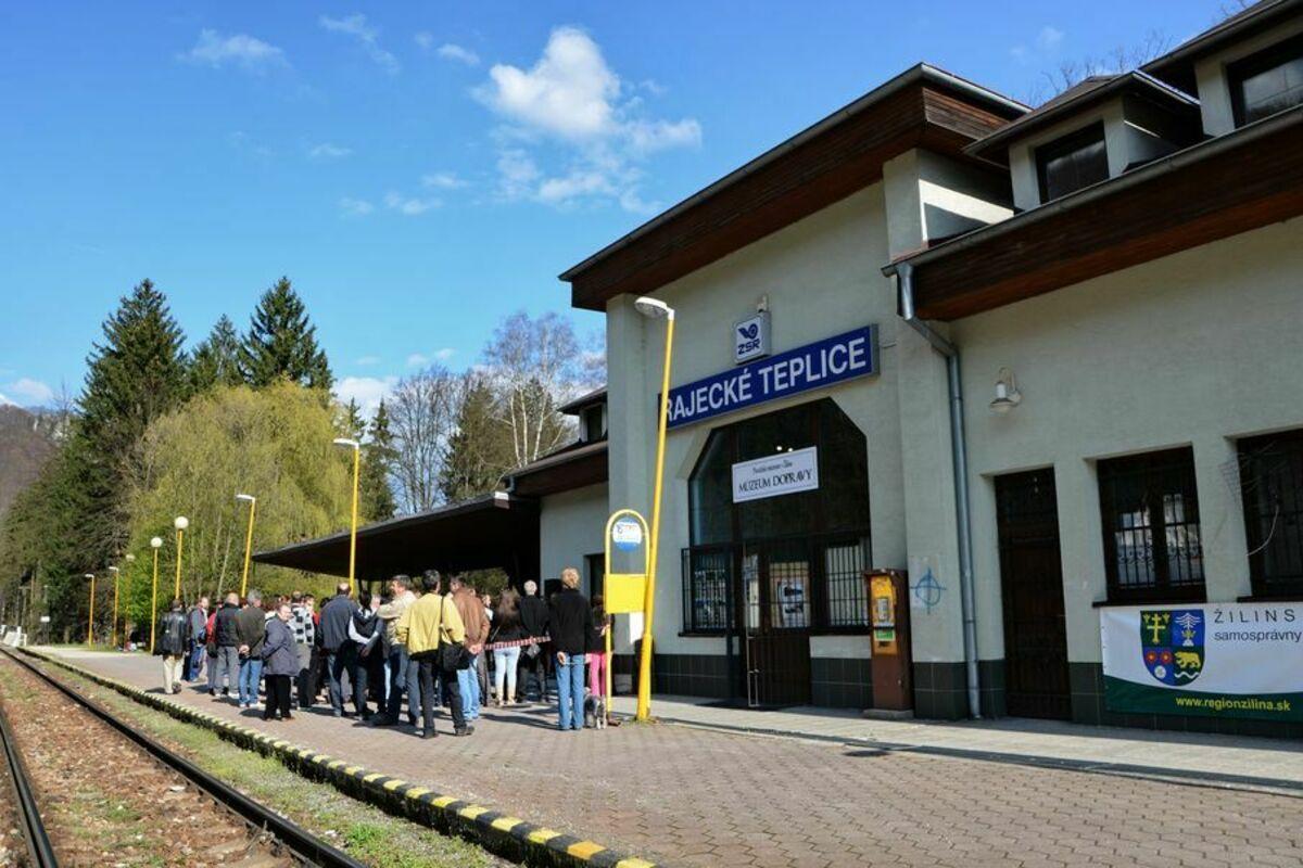 Музей транспорта Раецке-Теплице