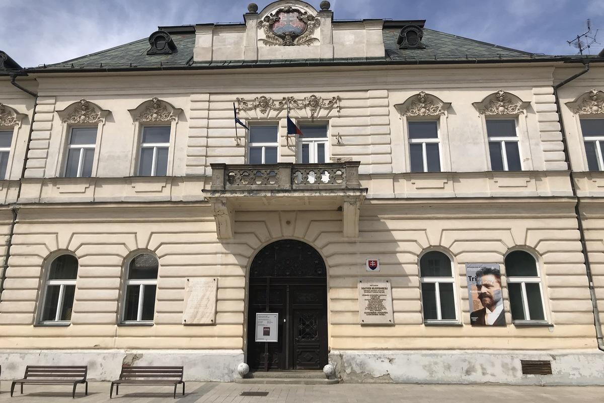 Slovenského národného literárneho Múzea