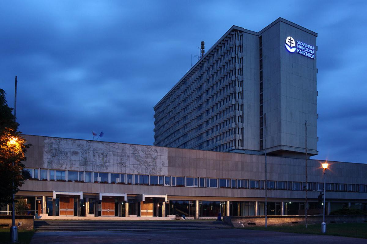 Slovenskej národnej knižnice