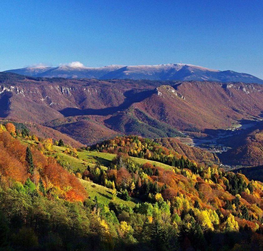 Muránska planina National Park