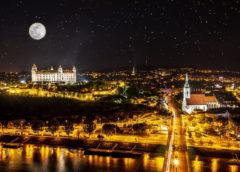 Das Nachtleben Bratislavas