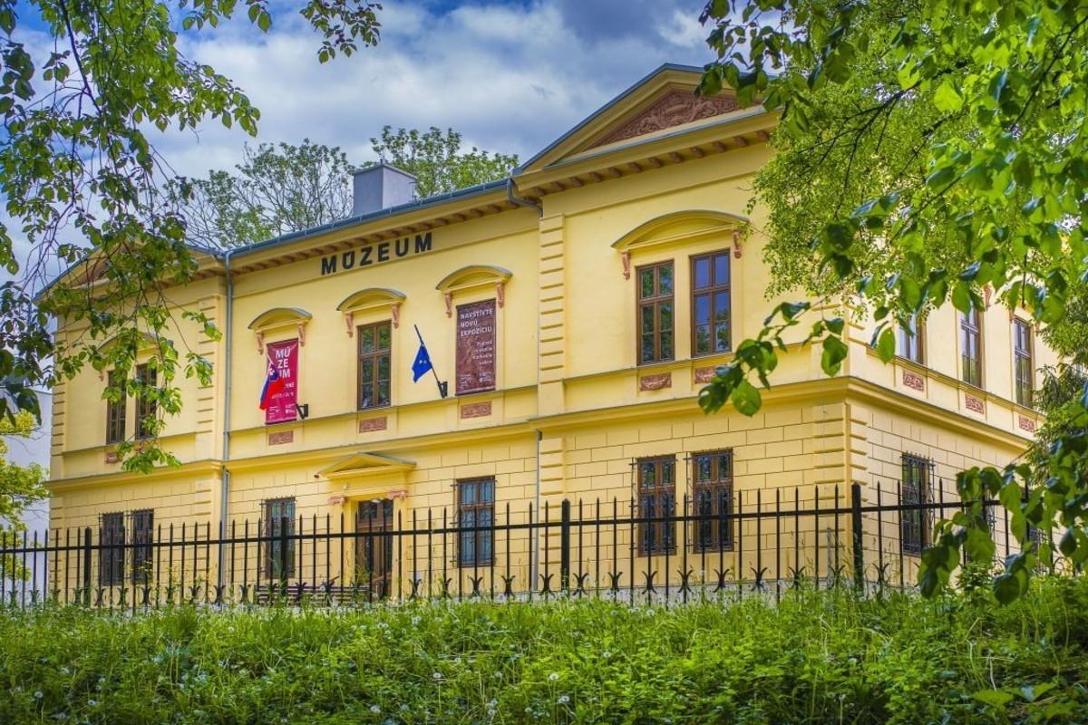 Подтатранский музей