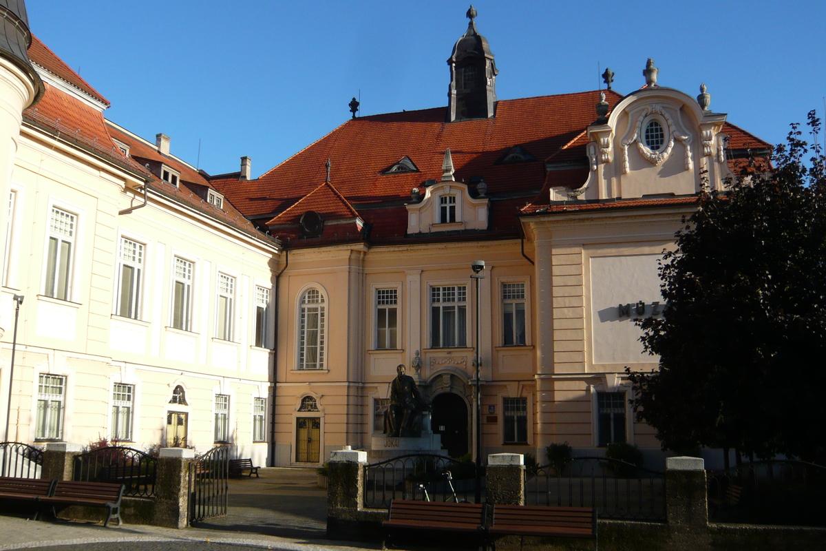 Подунайский музей в Комарно