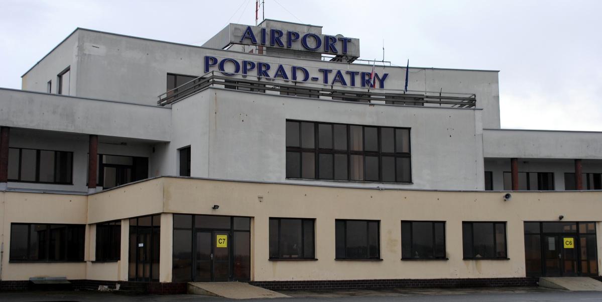 Аэропорты Словакии