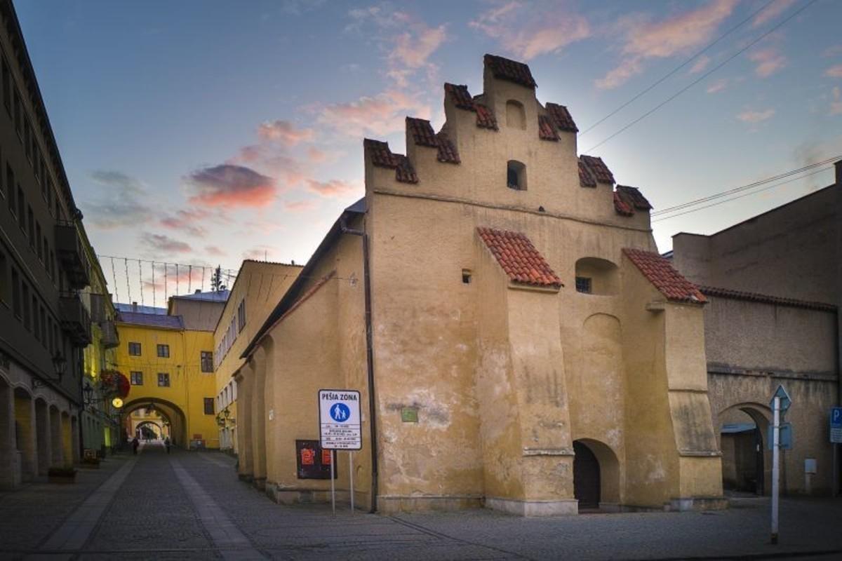 Caraffa Prison