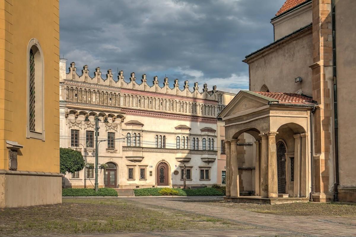 Краеведческий музей в Прешове (Дворец Ракоци)
