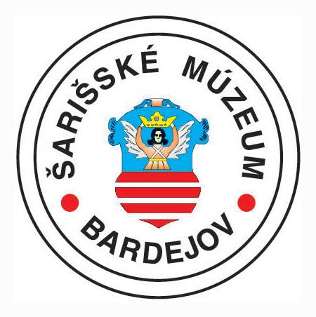 šarišské múzeum logo
