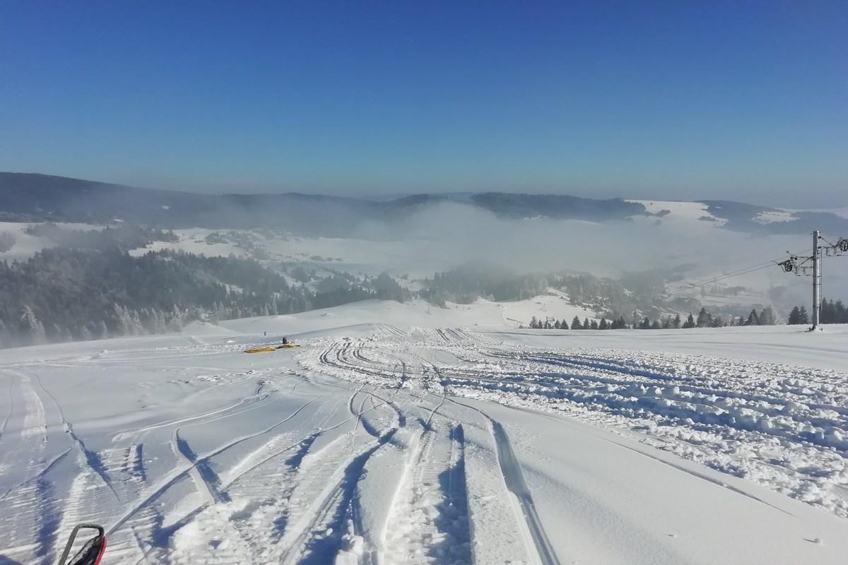 Горнолыжный курорт SKICOMP FAKĽOVKA Litmanová