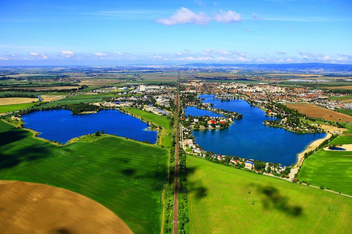 Солнечные озера