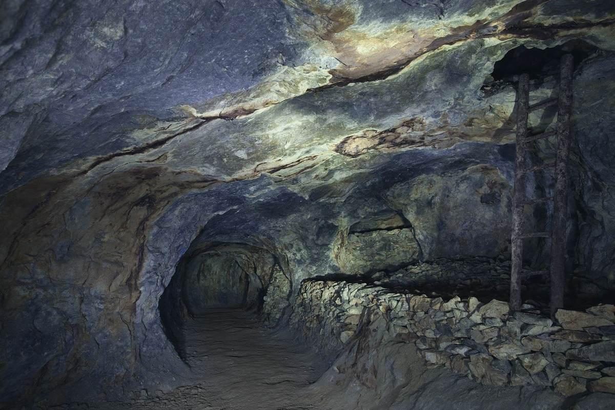 Словацкие опаловые рудники