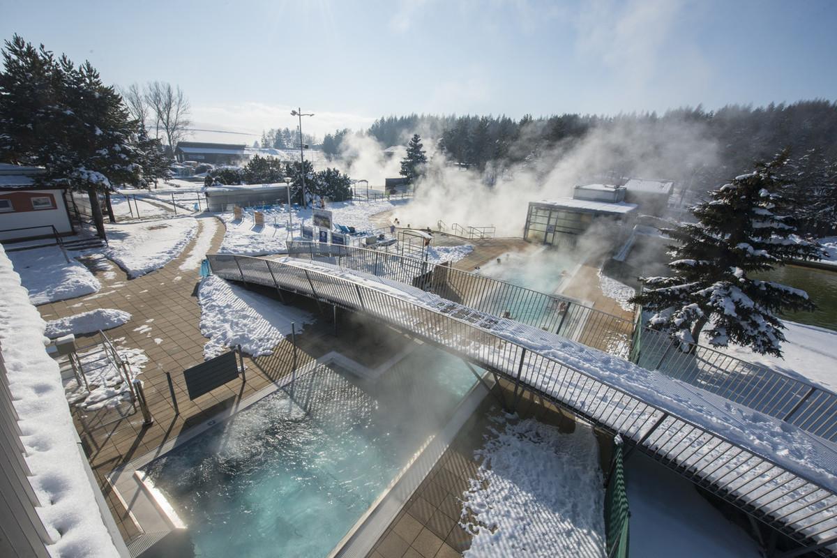 Термальный Парк Врбов