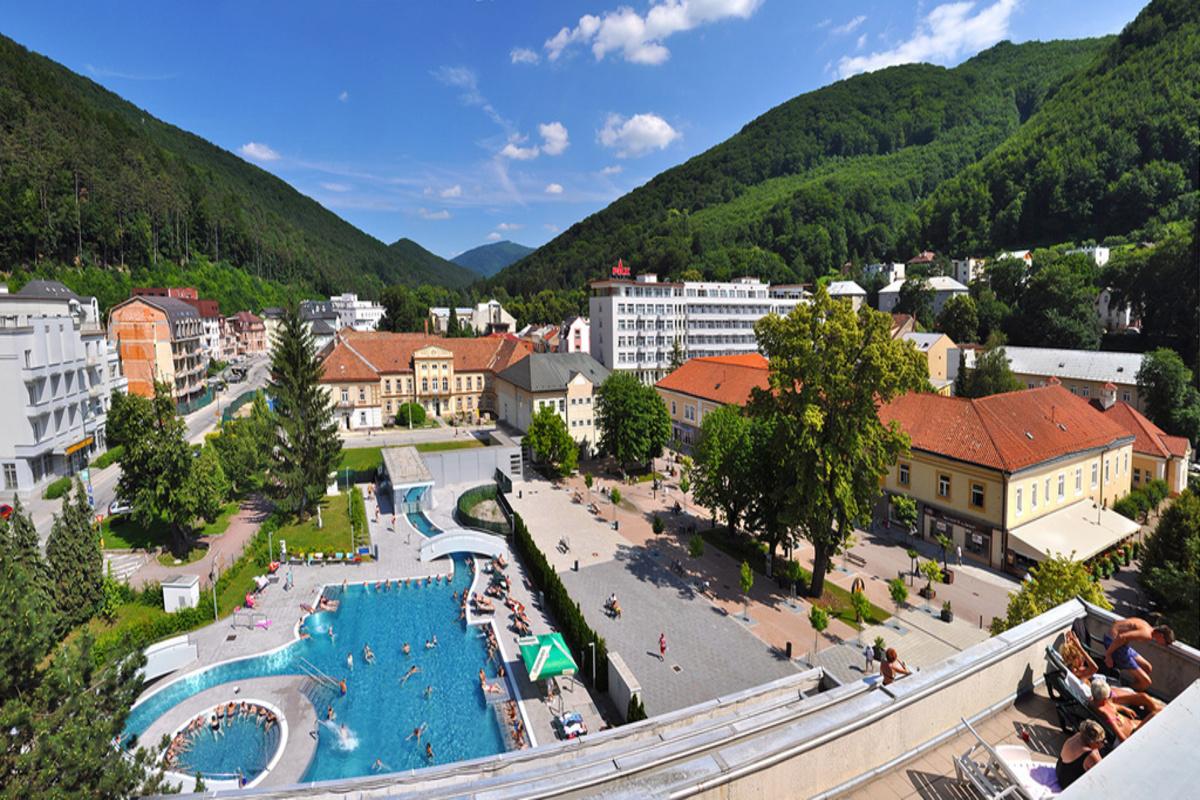 Kúpele Trenčianské Teplice