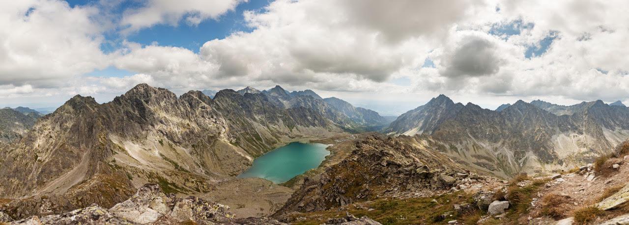 Какие горы в словакии