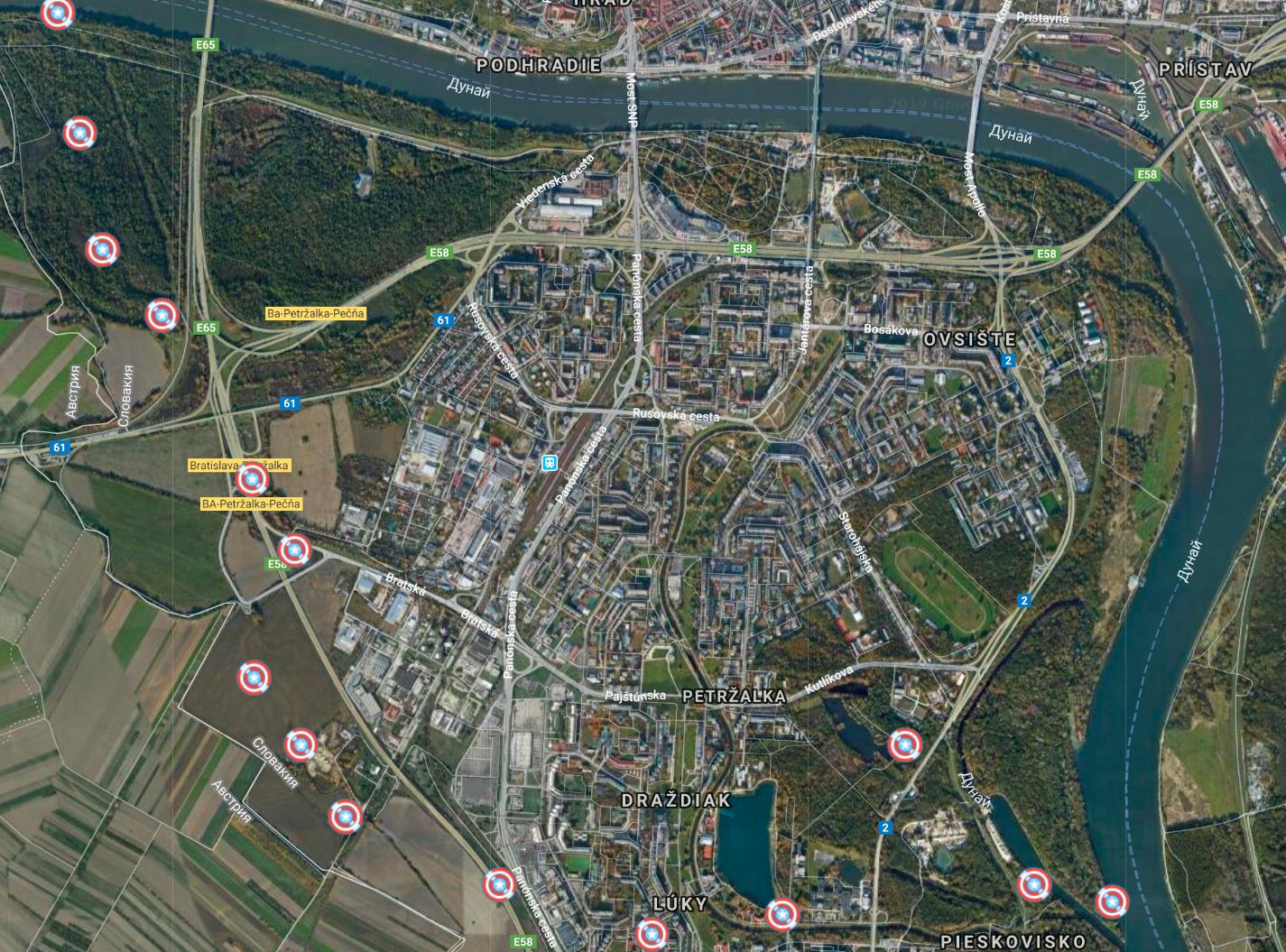 Bunkre Bratislavy