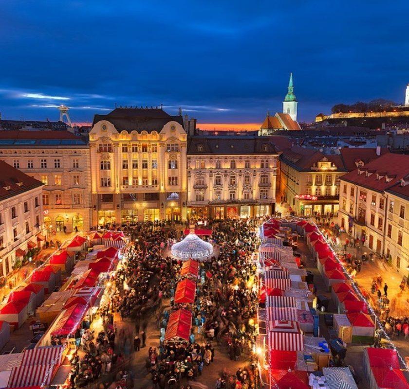 Christmas in Slovakia