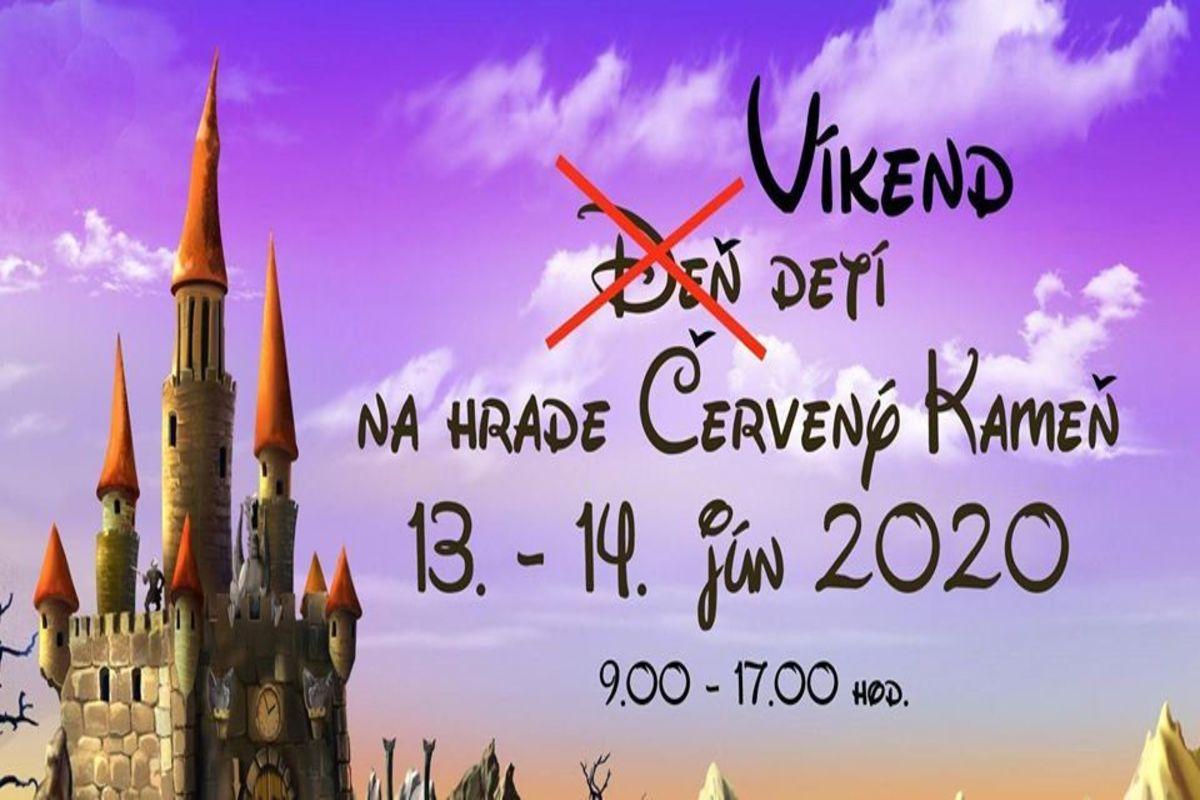 День защиты детей в замке Червени Град