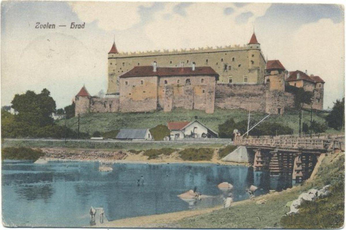 Зволенский замок