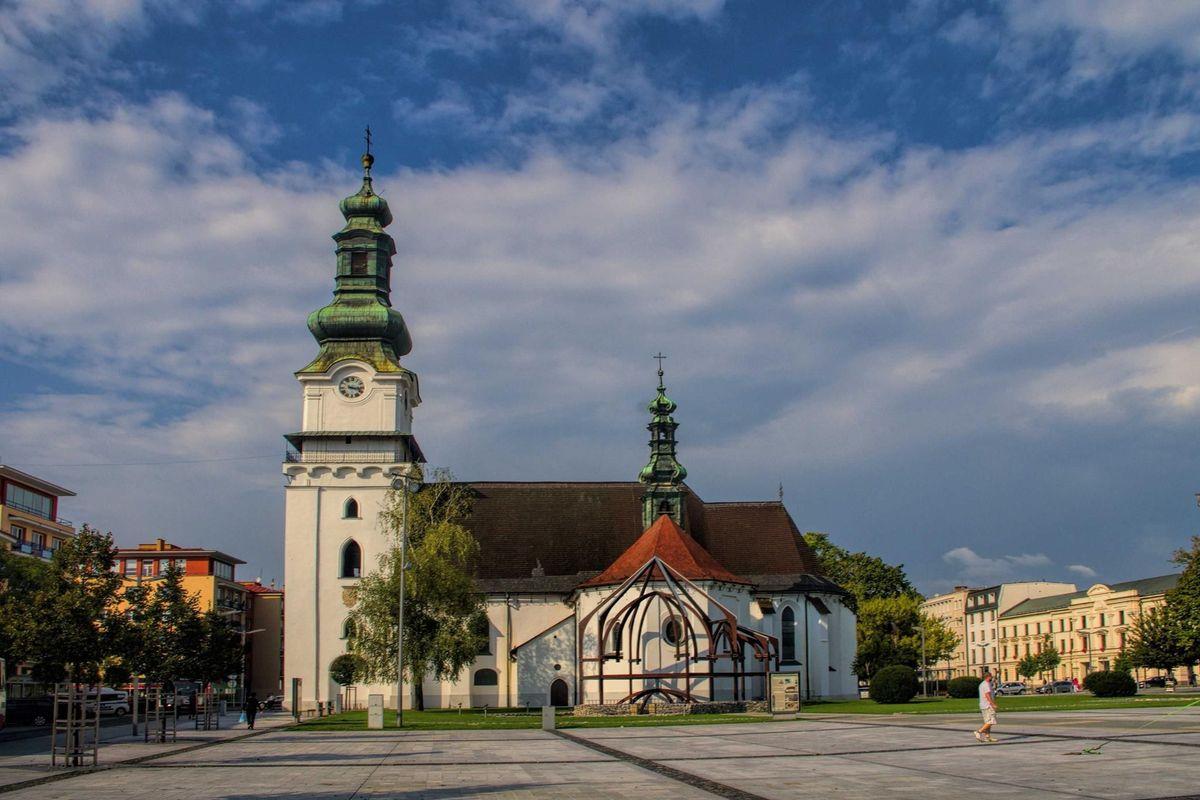 Костёл Святой Елизаветы