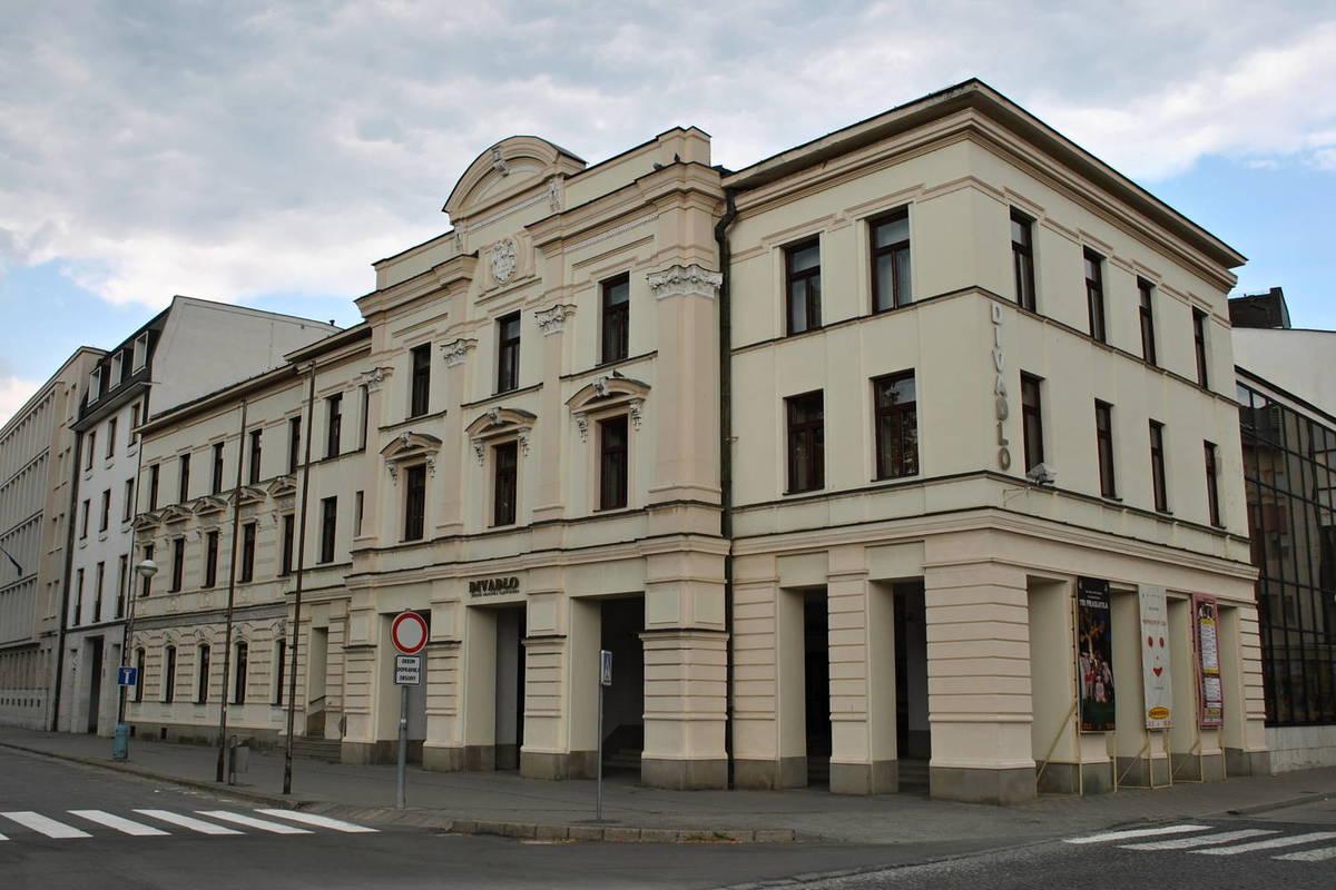 Divadlo Jozefa Gregora Tajovského vo Zvolene